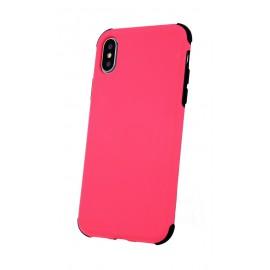 Etui Defender Rubber Huawei P Smart 2019 Pink