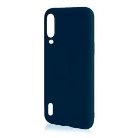 Etui Matt TPU Xiaomi Mi9 Lite Blue