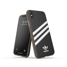 Etui Adidas iPhone X / XS Moulded Gumsole Black