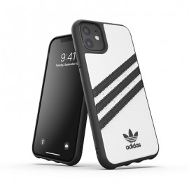 Etui Adidas do iPhone 11 Moulded White/Black