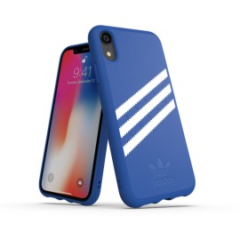 Etui Adidas do iPhone XR Moulded Blue