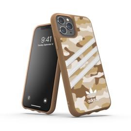 Etui Adidas do iPhone 11 Pro Camo Brown/Gold
