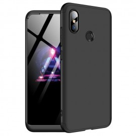 Etui 360 Protection Xiaomi Mi8 Black
