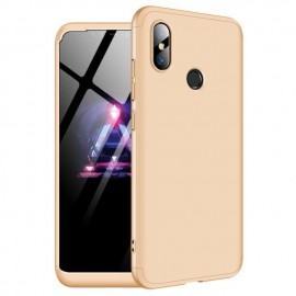 Etui 360 Protection Xiaomi Mi8 Gold
