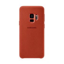 Etui Alcantara Samsung Galaxy S9 G960 Red