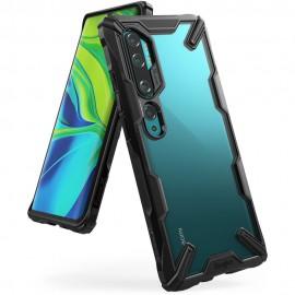 Etui Rearth Ringke Xiaomi Mi Note 10 Fusion-X Black