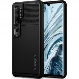 Etui Spigen Xiaomi Mi Note 10 Rugged Armor Black