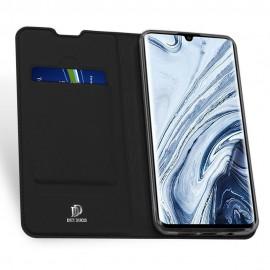 Etui DuxDucis SkinPro Xiaomi Mi Note 10 Black