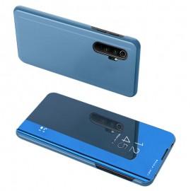 Etui Clear View Book Xiaomi Mi Note 10 Blue