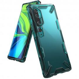 Etui Rearth Ringke Xiaomi Mi Note 10 Fusion-X Turquoise Green