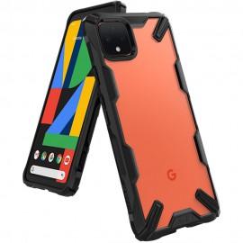 Etui Rearth Ringke Google Pixel 4XL Fusion-X Black