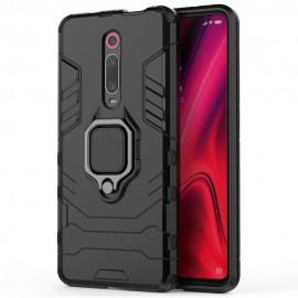 Etui Ring Armor Xiaomi Mi 9T Black
