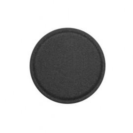 Metal Iron Plate Leather Płytka do Uchwytu Magnetycznego 40mm Black