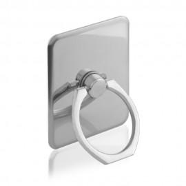 Uchwyt na Telefon Ring z Podstawką Pierścionek Silver
