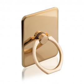 Uchwyt na Telefon Ring z Podstawką Pierścionek Gold