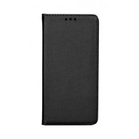 Etui Smart Book Motorola One Macro / G8 Play Black