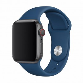 Pasek Devia Apple Watch 4 40mm Deluxe Sport Blue Horizon