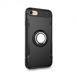 Etui Carbon Ring Huawei Mate 30 Pro Black
