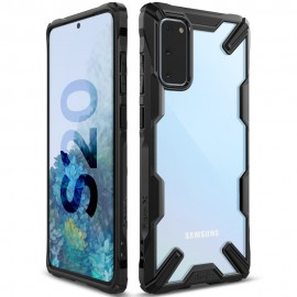 Etui Rearth Ringke Samsung Galaxy S20 G980 Fusion-X Black