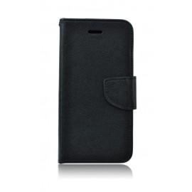 Etui Fancy Book Moto E4 Black
