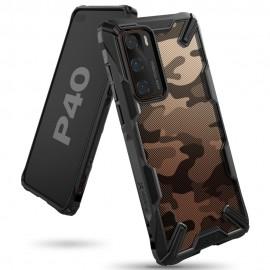 Etui Ringke Huawei P40 Fusion-X Camo Moro Black