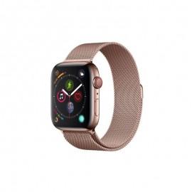 Pasek Devia Apple Watch 4 40mm Elegant Milanese Rose Gold