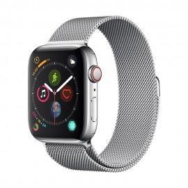 Pasek Devia Apple Watch 4 40mm Elegant Milanese Silver