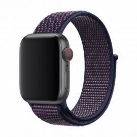 Pasek Devia Apple Watch 4 40mm Deluxe Sport3 Indigo Blue