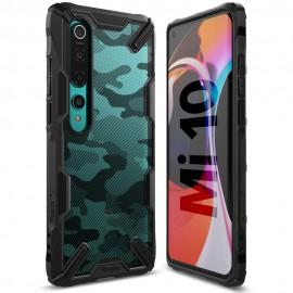 Etui Rearth Ringke Xiaomi Mi 10 / Mi 10 Pro Fusion-X Camo Moro Black