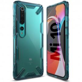 Etui Rearth Ringke Xiaomi Mi 10 / Mi 10 Pro Fusion-X Turquoise Green