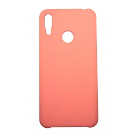 Etui Forcell Silicone Huawei Y7 2019 Powder Pink