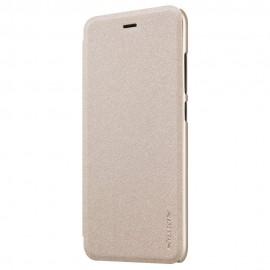 Etui Nillkin book Xiaomi Mi6 Sparkle Gold