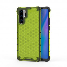 Etui Honeycomb Huawei P30 Pro Green