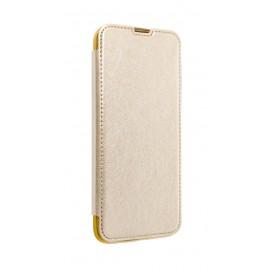 Etui Electro Book Huawei P40 Lite E Gold