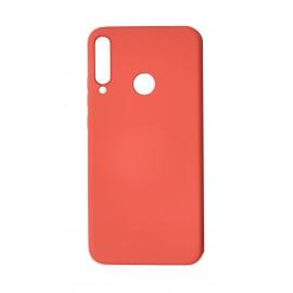 Etui Silicone Lite Huawei P40 Lite E Pink