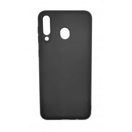 Etui Silicone Lite Huawei P40 Lite E Black