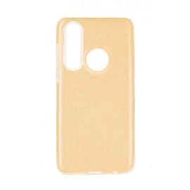 Etui Shining Samsung Galaxy A40S / M30 M305 Gold