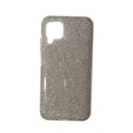 Etui Shining Huawei P40 Lite Silver