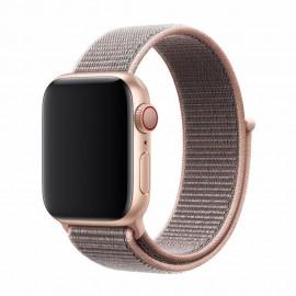 Pasek Devia Apple Watch 4 40mm Deluxe Sport3 Pink Sand