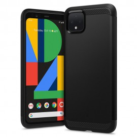 Etui Caseology Google Pixel 4 Legion Black