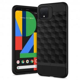 Etui Caseology Google Pixel 4 Parallax Black