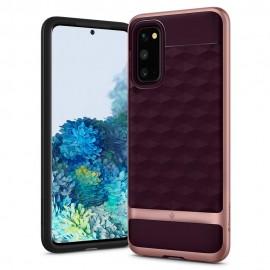 Etui Caseology Samsung Galaxy S20 G980 Parallax Burgundy
