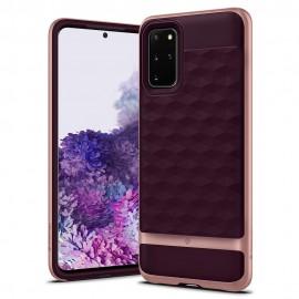 Etui Caseology Samsung Galaxy S20+ G985 Parallax Burgundy
