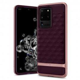 Etui Caseology Samsung Galaxy S20 Ultra G988 Parallax Burgundy