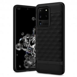 Etui Caseology Samsung Galaxy S20 Ultra G988 Parallax Matte Black