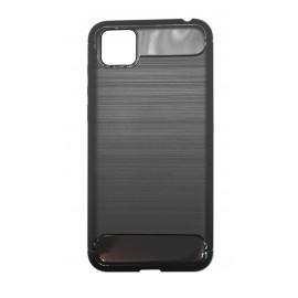 Etui CARBON Huawei Y5P Black