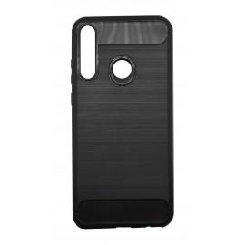 Etui CARBON Huawei Y6P Black