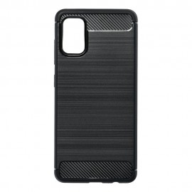 Etui CARBON Samsung Galaxy A41 A415 Black