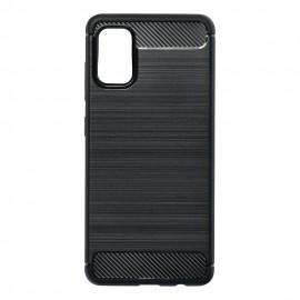 Etui CARBON Samsung Galaxy A41 A415 Black