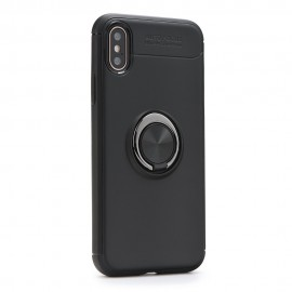 Etui Ring Samsung Galaxy A10s A107 Silikon Black